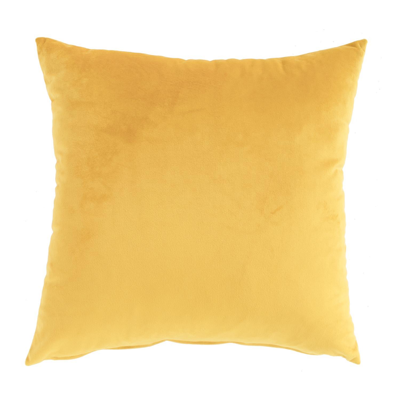 Sierkussen 45x45cm - Indoor Jolie yellow