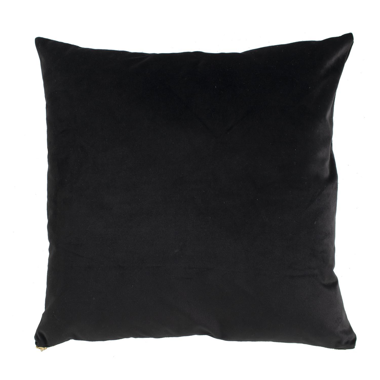 Sierkussen 45x45cm - Indoor Fara black