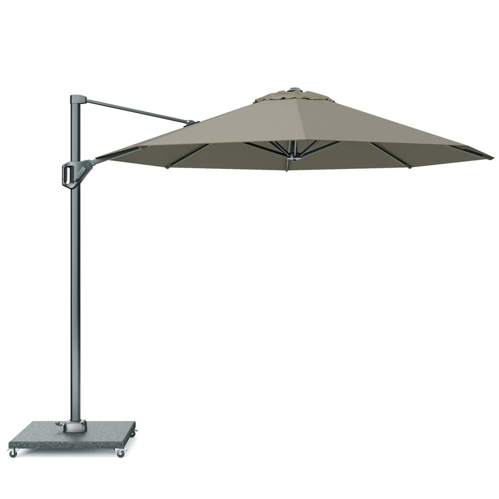 Zweefparasol Voyager T1 300cm (Taupe)
