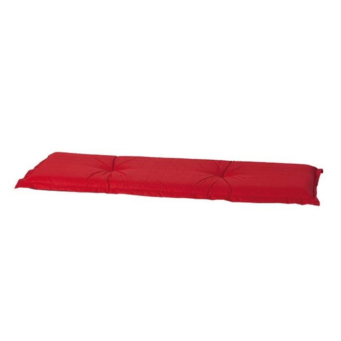 Bankkussen 150cm - Basic red