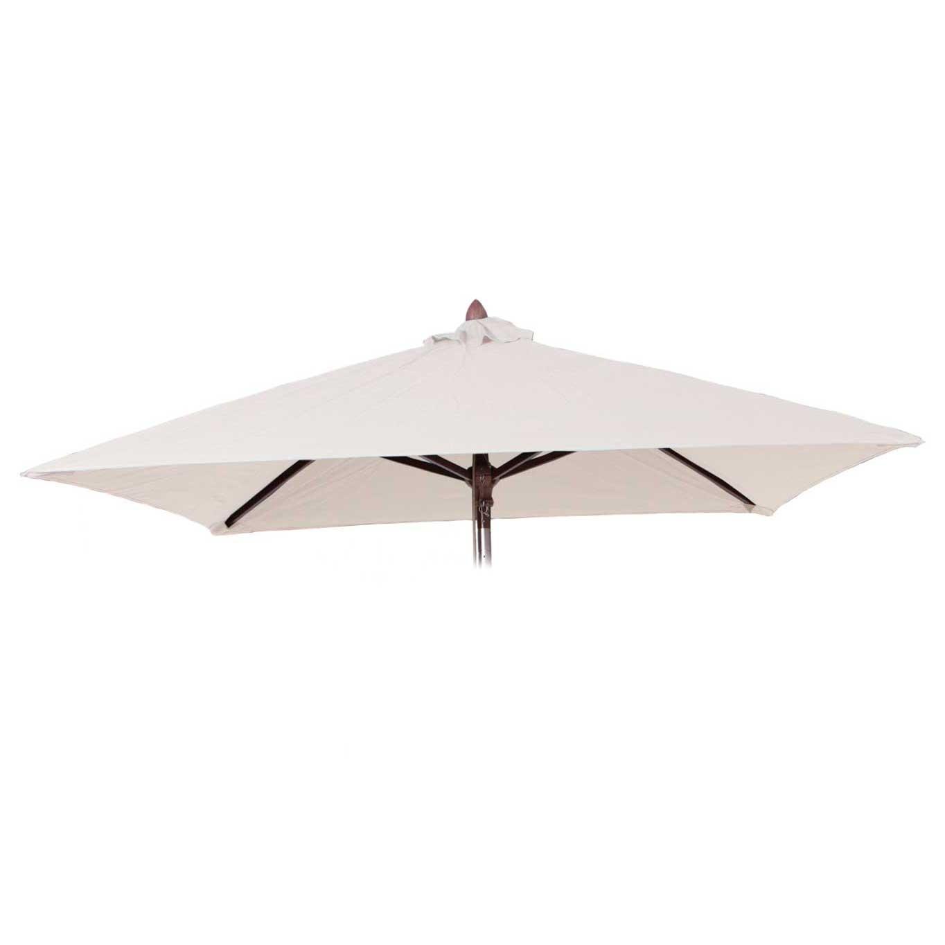 Parasoldoek Borek 200x200cm ecru (olefin)