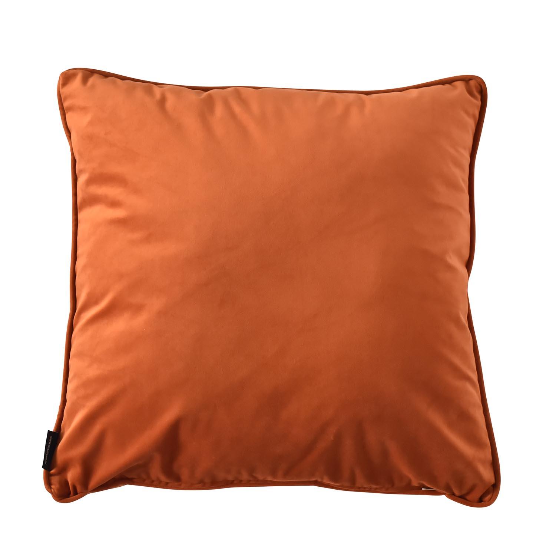 Sierkussen 60x60cm - Indoor London orange