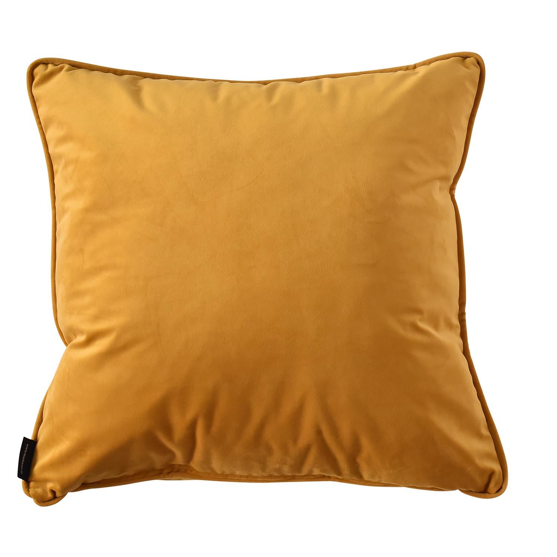 Sierkussen 60x60cm - Indoor London yellow