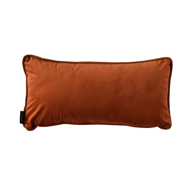 Sierkussen 60x30cm - Indoor London orange