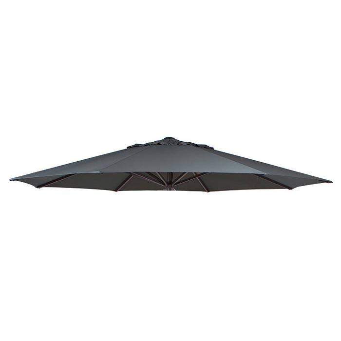 Parasoldoek Lima 400cm grey