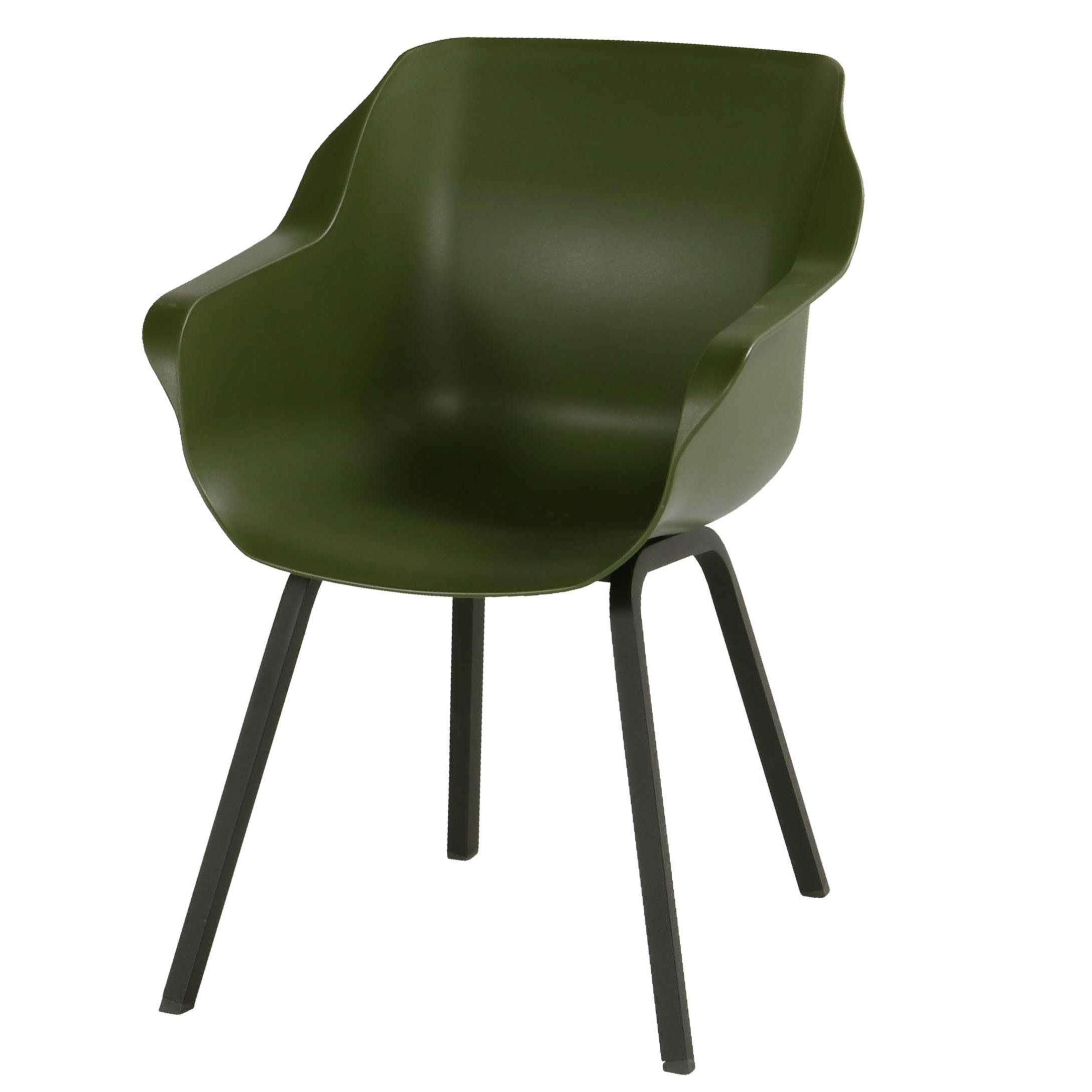 Hartman Sophie element moss green - Tuinstoel