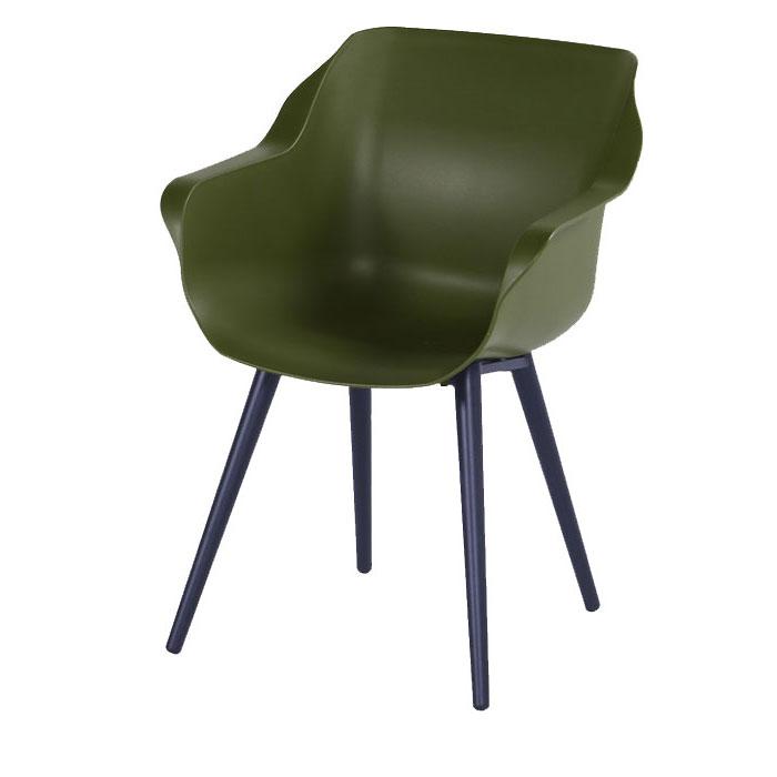 Hartman Sophie studio moss green - Tuinstoel