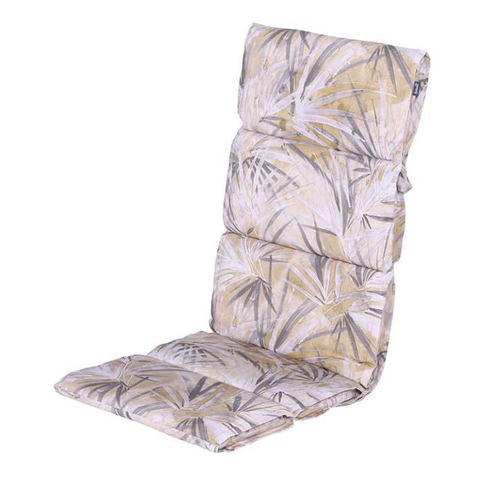 Textileenkussen hoge rug - Merida Yellow