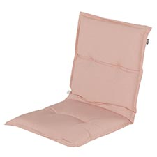 Tuinkussen lage rug - Cuba pink