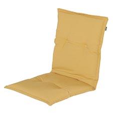 Tuinkussen lage rug - Cuba yellow