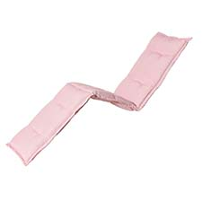 Deckchairkussen - Panama soft pink