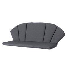 Toledo/Elegance bankkussen - Panama grey
