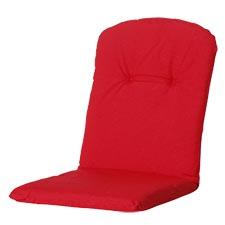 Tuinkussen hoge kuip - Panama Red