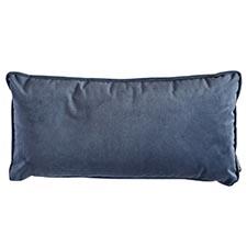 Sierkussen 60x30cm - Indoor London dark blue