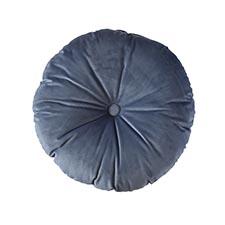 Sierkussen Ø50cm - Indoor London dark blue