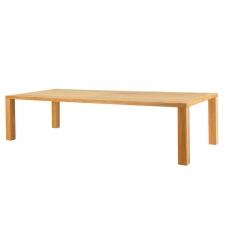 Gloster Square - tafel teak 300x115cm (SHOWROOMAANBIEDING)