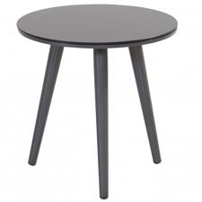 Hartman Sophie studio tafel antracite HPL-xerix Ø45cm (40cm hoog)
