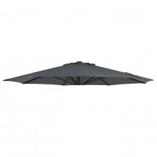 Parasoldoek Lima 350cm grey