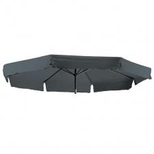 Parasoldoek Madison Kos 300cm rond (grey)