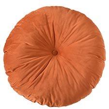 Sierkussen Ø50cm - Indoor London orange