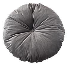Sierkussen Ø75cm - Indoor London grey
