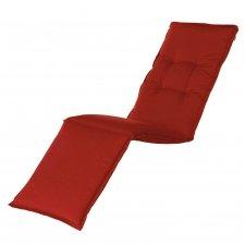 Deckchairkussen - Havana red