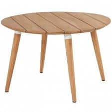 Hartman Sophie studio tafel teak-royal white Ø120cm