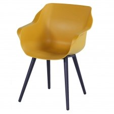 Hartman Sophie studio curry yellow - Tuinstoel
