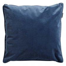 Sierkussen 45x45cm - Outdoor Velvet/panama safier blue