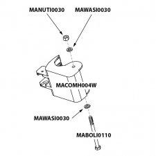 Onderdeel - Umbrosa Paraflex standaard bundel 7/37/38/39
